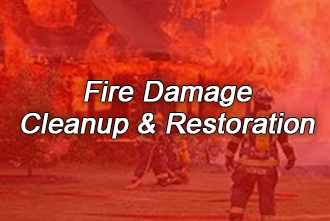Smoke Fire Damage Repair and Restoration Services
